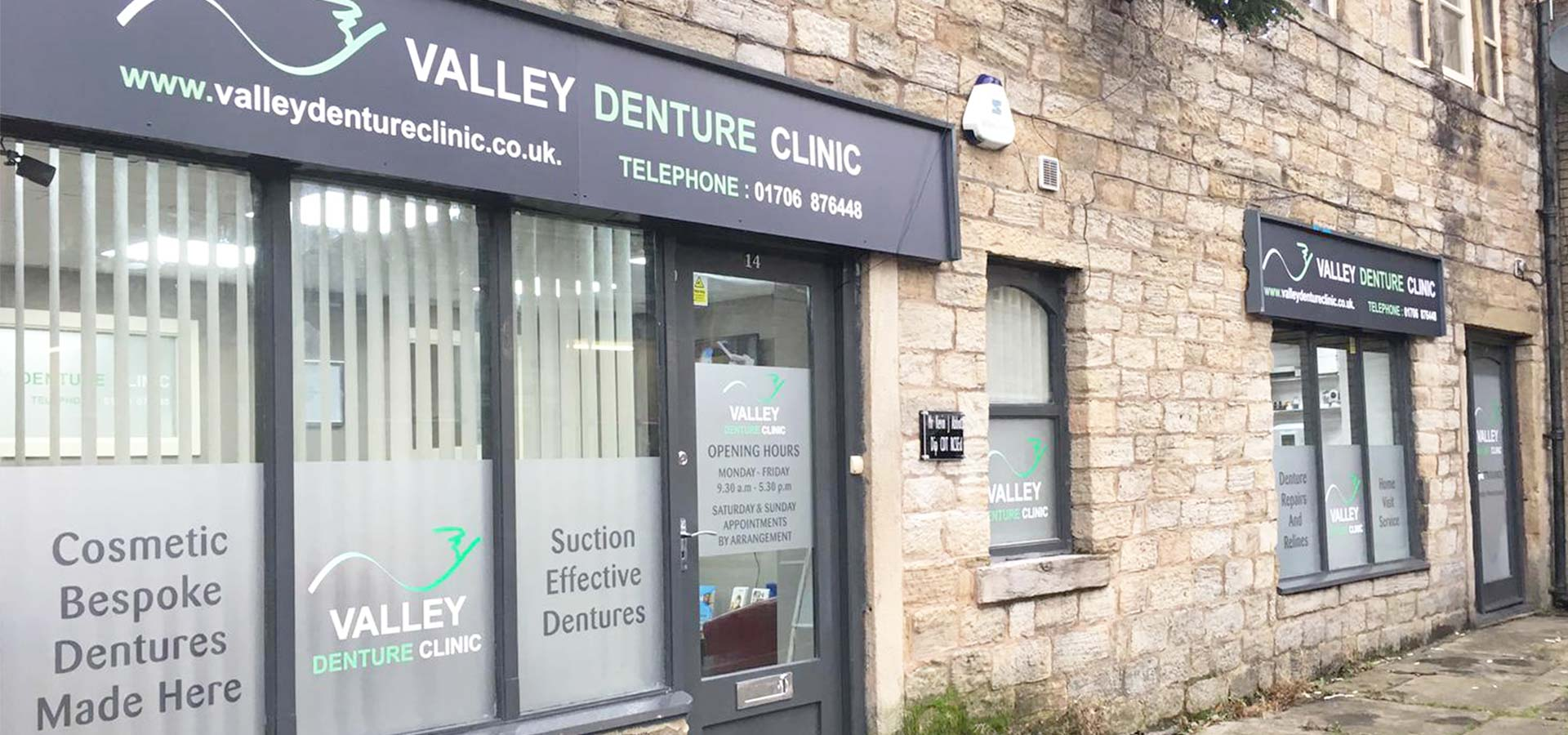 Valley Denture Clinic Outside